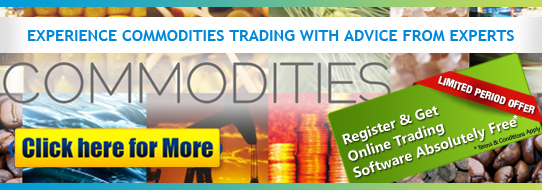 Experience Commodities Trading with Advice from Experts