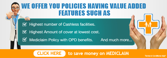 Value added Features on Mediclaim Policy
