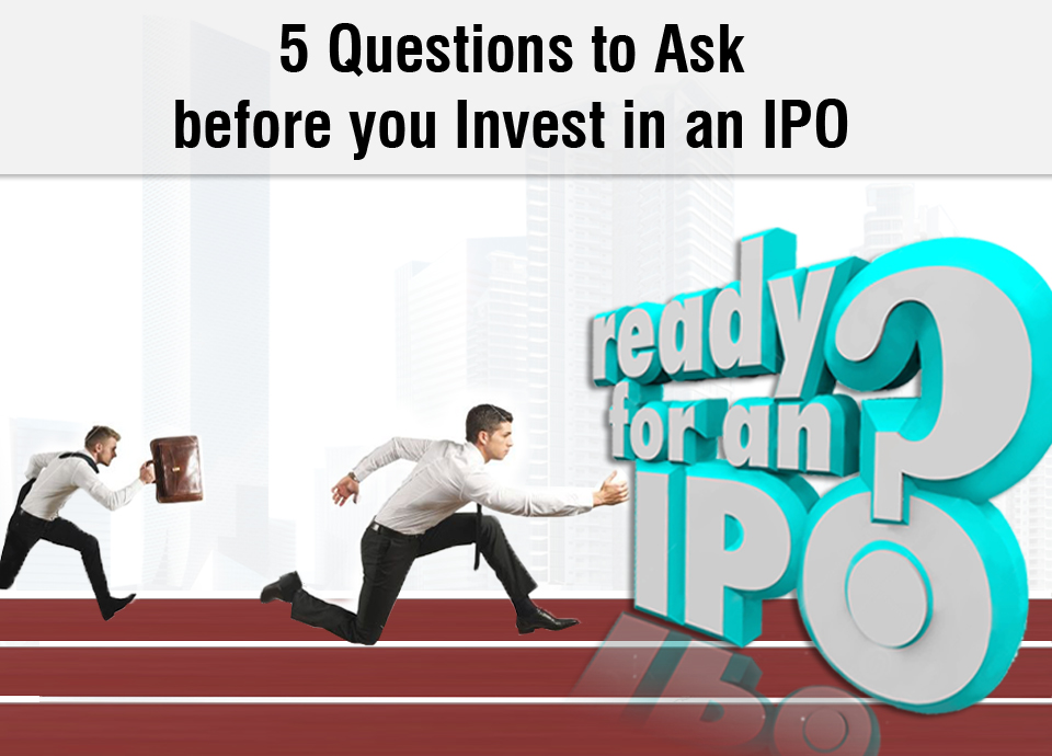 Invest in an IPO